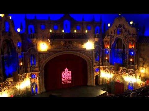Historic Tampa Theater Tour 26th August 2016 (4th Friday Event)