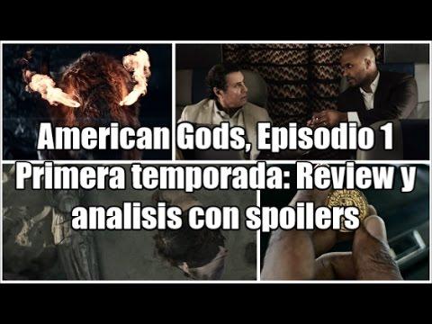 American Gods, Episodio 1 Primera temporada explicado:  Review y analisis con spoilers