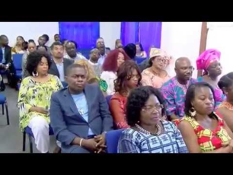 Rev. Sunshine Anaba Adam -Overcome 2016