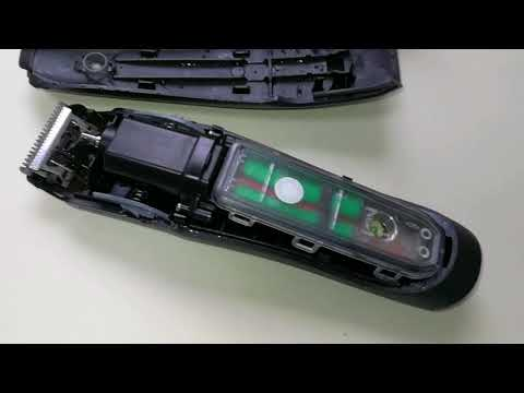 Disassembly Of Braun Cruzer Shaver Is It Waterproof?
