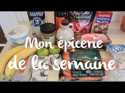 Camille Cuisine | Mon épicerie De La Semaine Chez Métro, Super C, Costco