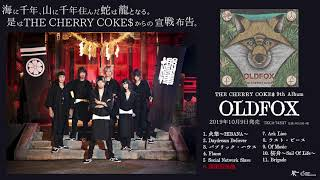 THE CHERRY COKE$「OLDFOX」trailer映像