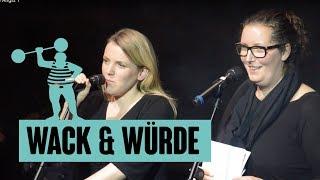 Wack & Würde – Angst
