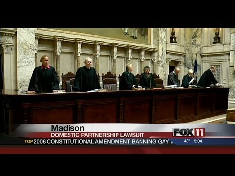 Wisconsin Supreme Court domestic partnerships
