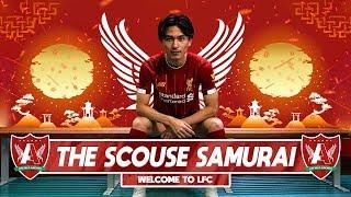 WELCOME MINAMINO | Takumi Minamino Signs for Liverpool