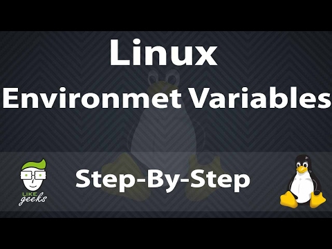 Linux Environment Variables