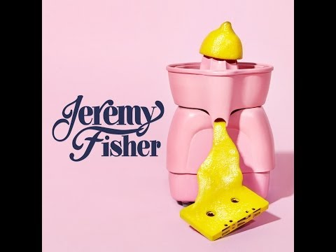 Jeremy Fisher - UH-OH Feat. Serena Ryder (Lyric Video)