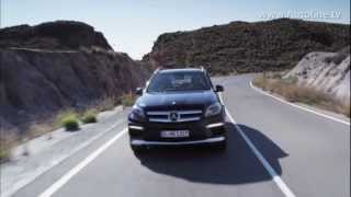 2013 Mercedes-Benz GL - Test Drive