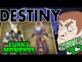 Destiny Funny Moments Ep.11 Worst Luck! Vanguard Strike RAGE! Omnigul/Archon Priest!