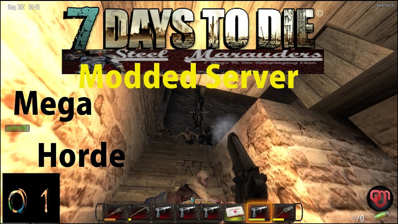 how to buy server 7 day to die