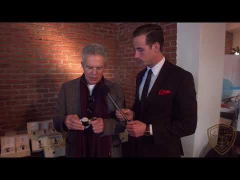 Jiusko Watches - Interview Anthony Denison : MAJOR CRIMES