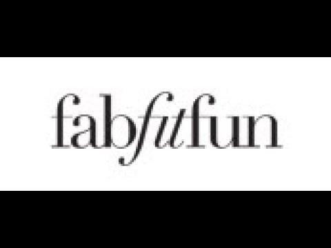 April 2018 FabFitFun #fabfitfun