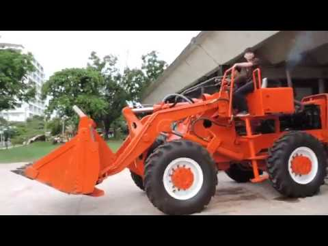 Drive Tractor Heavy Equipment Engineering
