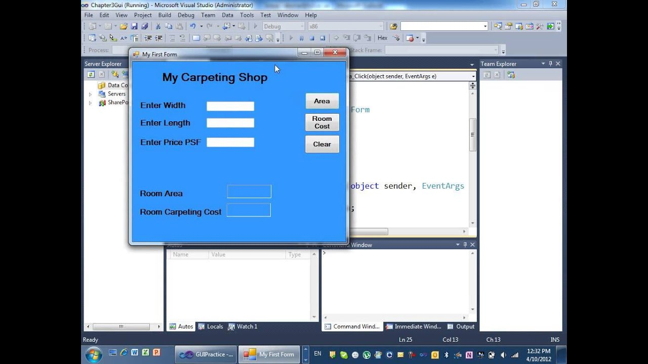 Gui design studio similar software joy studio design for Salon design layout free software