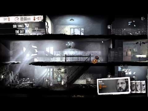 Let's Play This War of Mine - Massacre at the Bates Hotel! (5)