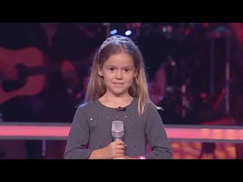 Bárbara Pina VS Filipa Ferreira VS Carolina Macieira - Balada do Desajeitado - The Voice Kids