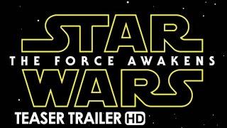 Star Wars Episodio VII: Il Risveglio della Forza Teaser Trailer (2016) - J.J. Abrams Movie HD