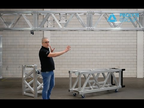 The advantages of the Prolyte BGR70 Truss