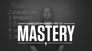 Mastery by Robert Greene