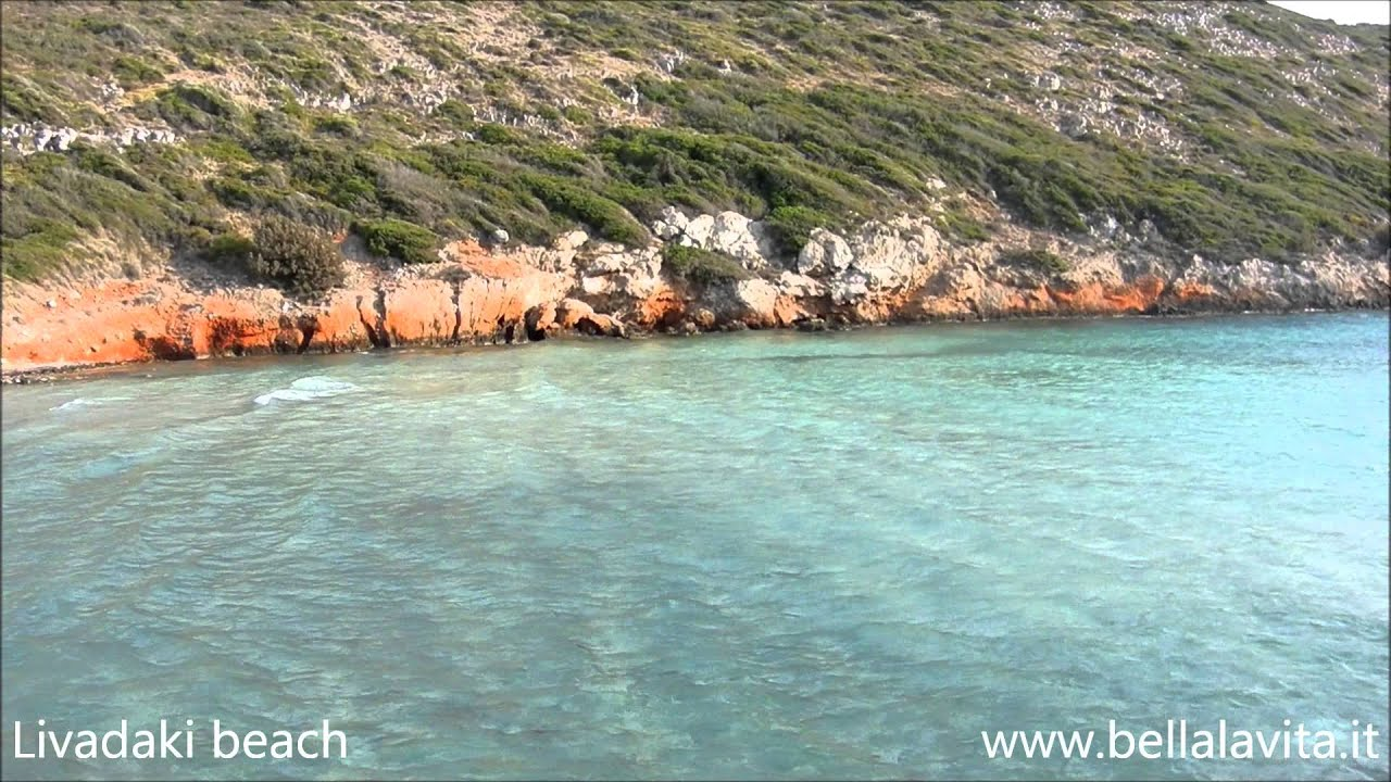 Samos 2013 Livadaki beach - YouTube