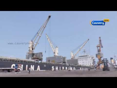 New Colachel port likely to repeat Tuticorin's success | Cauvery News
