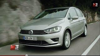 Volkswagen golf sportsvan 2014 - first test drive