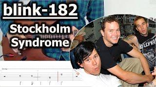 blink-182 - Stockholm Syndrome   Guitar Tabs Tutorial