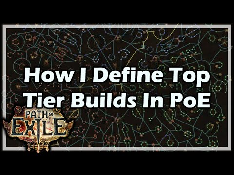 Poe   Top Tier Builds