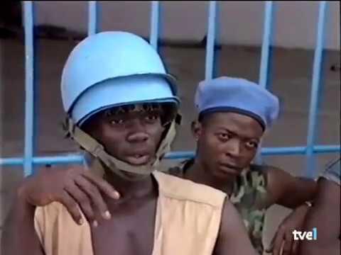 La guerra africana más cruenta. Monrovia, la ciudad de la anarquía
