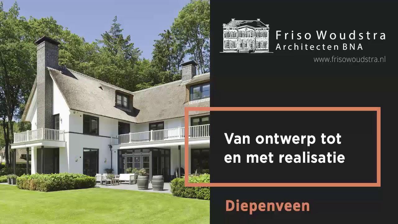 Promotiefilmpje friso woudstra architecten bna b v aug youtube