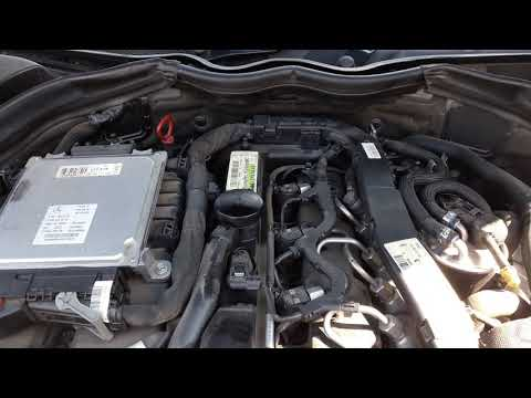 mercedes-w204-timing-chain-clattering
