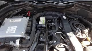Mercedes M271 Evo Probleme | Verbindungselement