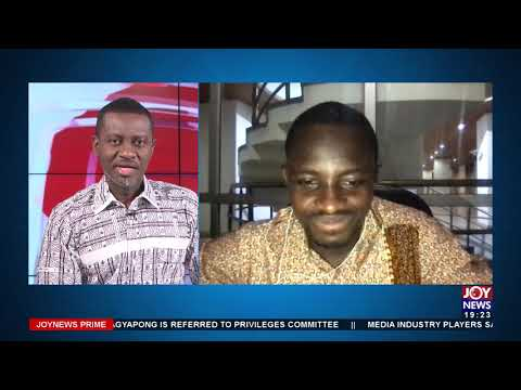 Kennedy Agyapong referred to privileges committee - Joy News Prime (15-7 -21)