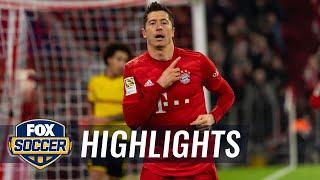 Download Bayern Munich vs. Borussia Dortmund   2019 Bundesliga Highlights Mp3 and Videos