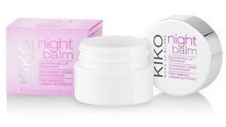 Kiko night balm Review Thumbnail