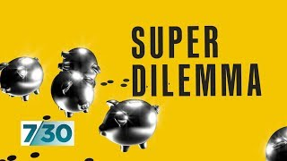 Soon there will be more people taking money out of superannuation than putting it in | 7.30