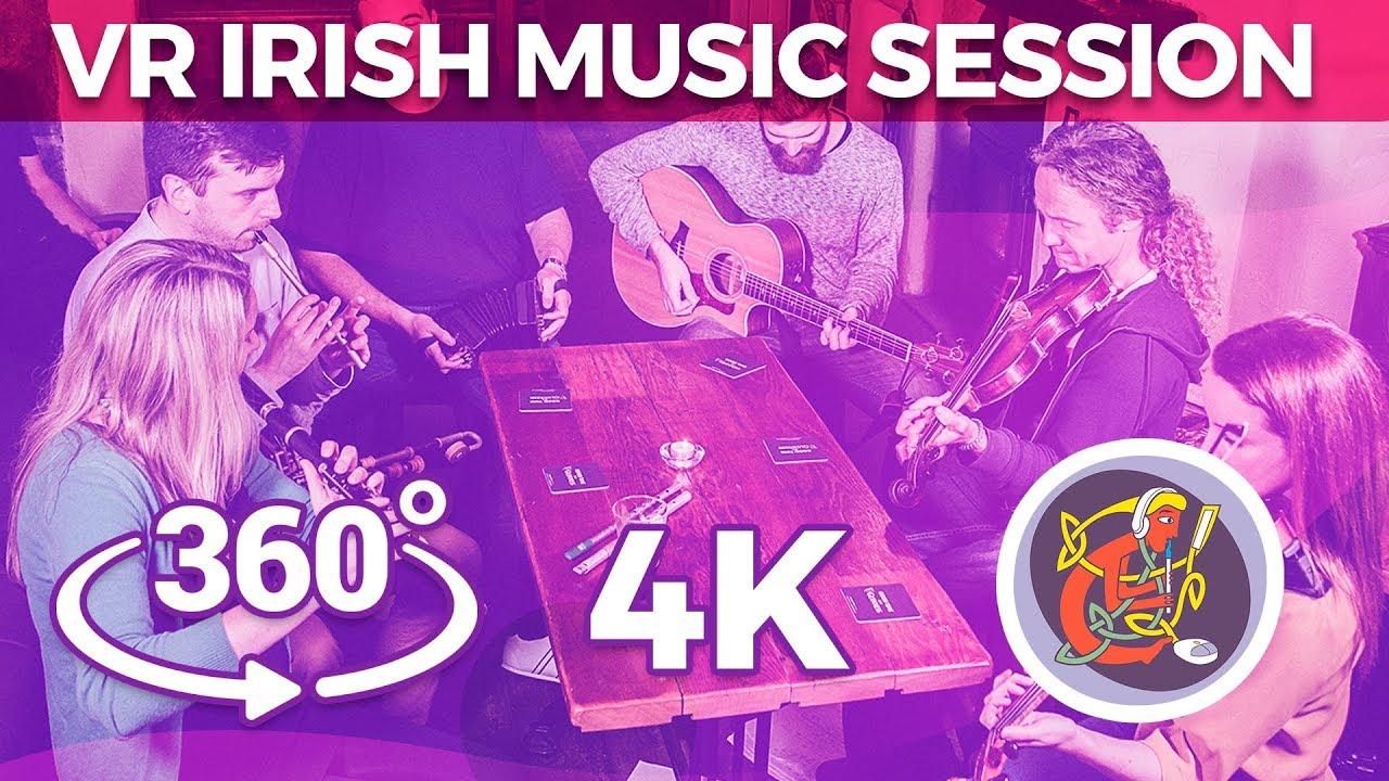 Happy St Patrick's Day 2018! Traditional Irish Music Pub Session [Play Along Irish Session]