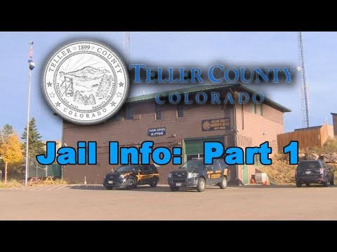 Teller County Jail in Divide, Colorado Part 1 — Address, Bail, and Phone Calls
