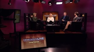 Conversations LIVE - Lung Cancer