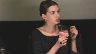 'Rachel Getting Married' Q&A with Anne Hathaway and Rosemarie DeWitt