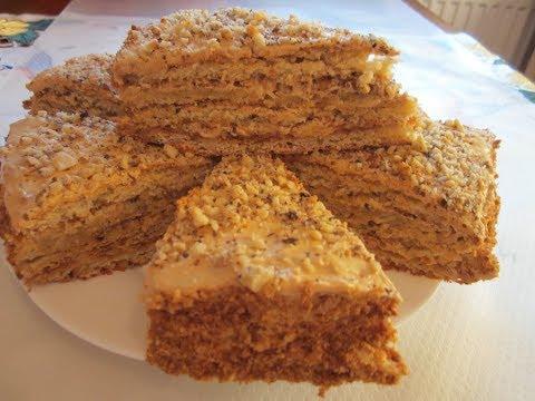 Прекрасный и легкий в приготовлении Торт