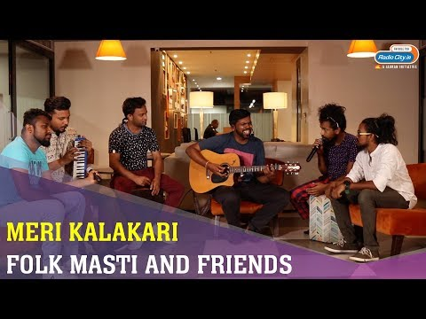 World Music Day Special | Meri Kalakari | Folk Masti Feat. Kabir Cafe, Abhanga Repost, One Man Band