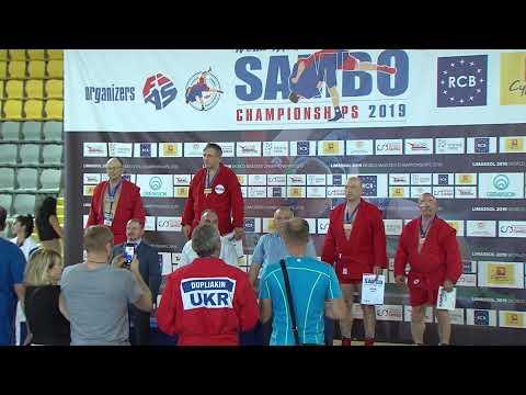 World Masters SAMBO Championships 2019