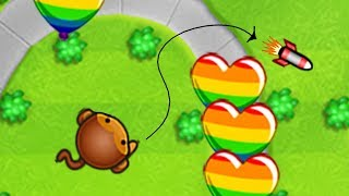 THIS TOWER ACTUALLY MISSES ON PURPOSE !! - Bloons TD Battles HACKS/MODS