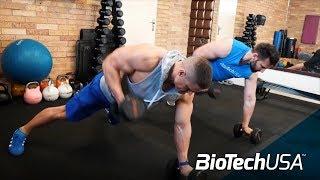 BioTechUSA - Man maker: Eddz keményen! - 1. rész