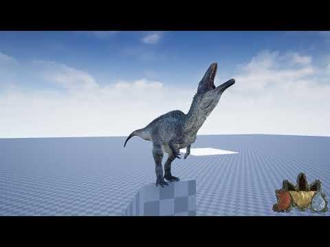 The Isle | Acrocanthosaurus sounds *Updated*