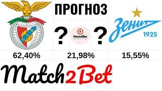 Бенфика Зенит Лига Чемпионов Прогноз На Футбол Сегодня 10 12 19