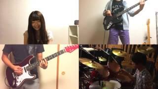 【Band Cover】シュガーソングとビターステップ / UNISON SQUARE GARDEN