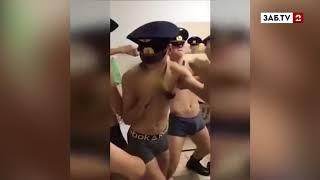 К интернет-флешмобу присоединились читинские танцовщицы стрипклуба
