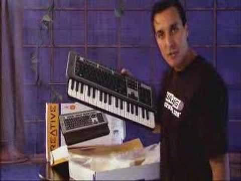 CREATIVE PRODIKEYS PC MIDI KLAVYE TREIBER WINDOWS XP
